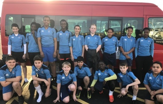 Year 8 Rugby