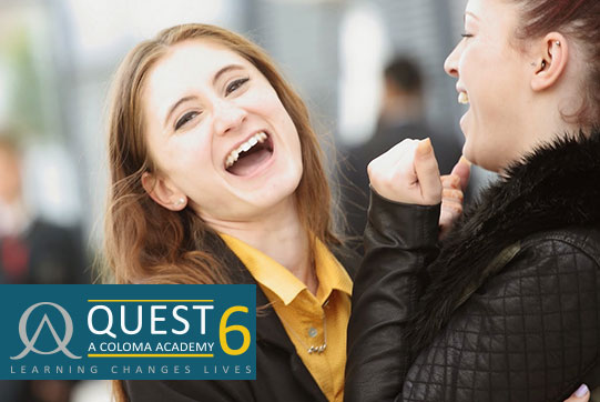 "Quest6 - ""Outstanding Teaching in the Sixth Form"" Ofsted"