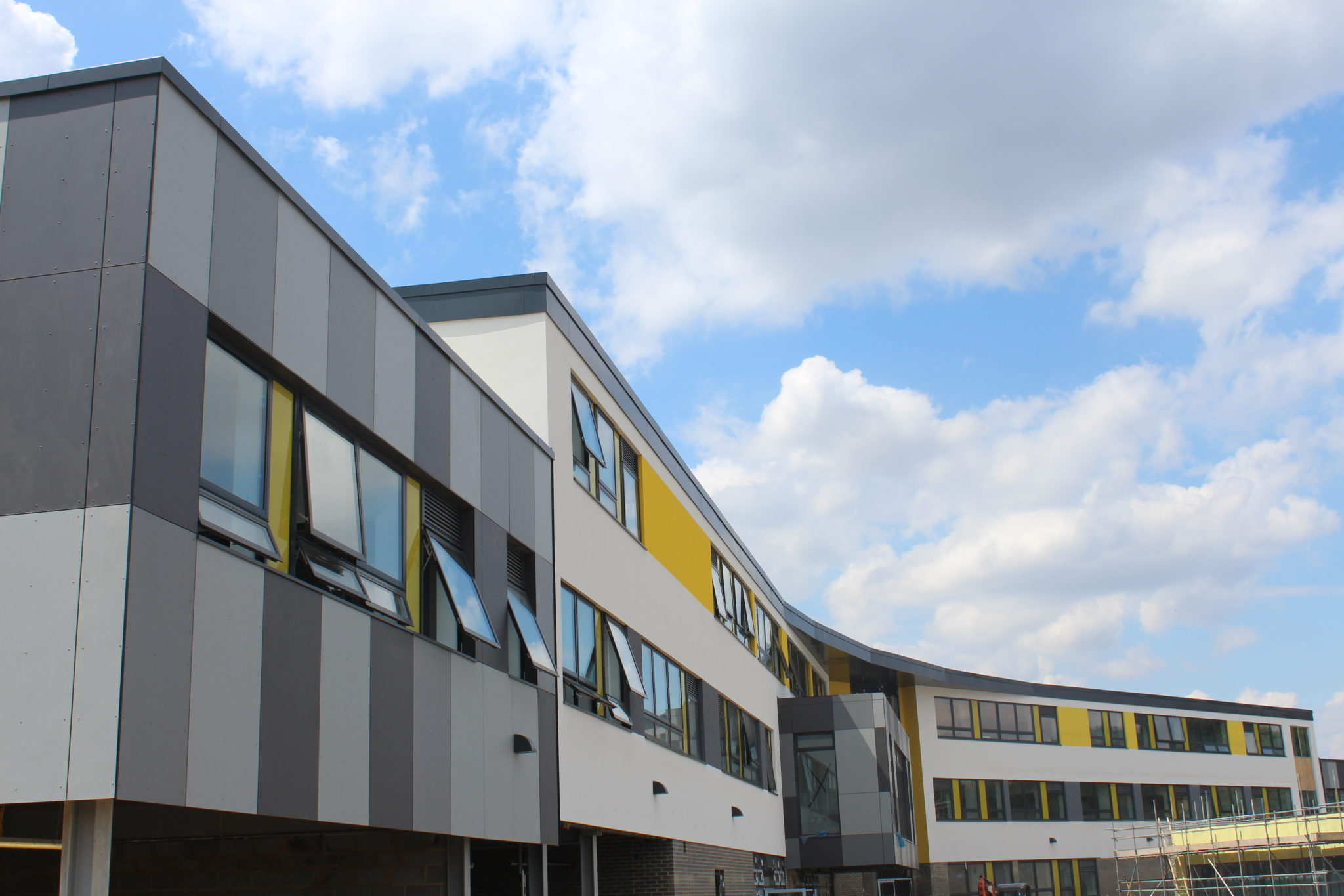 The Quest Academy And Sixth Form In Croydon New Building