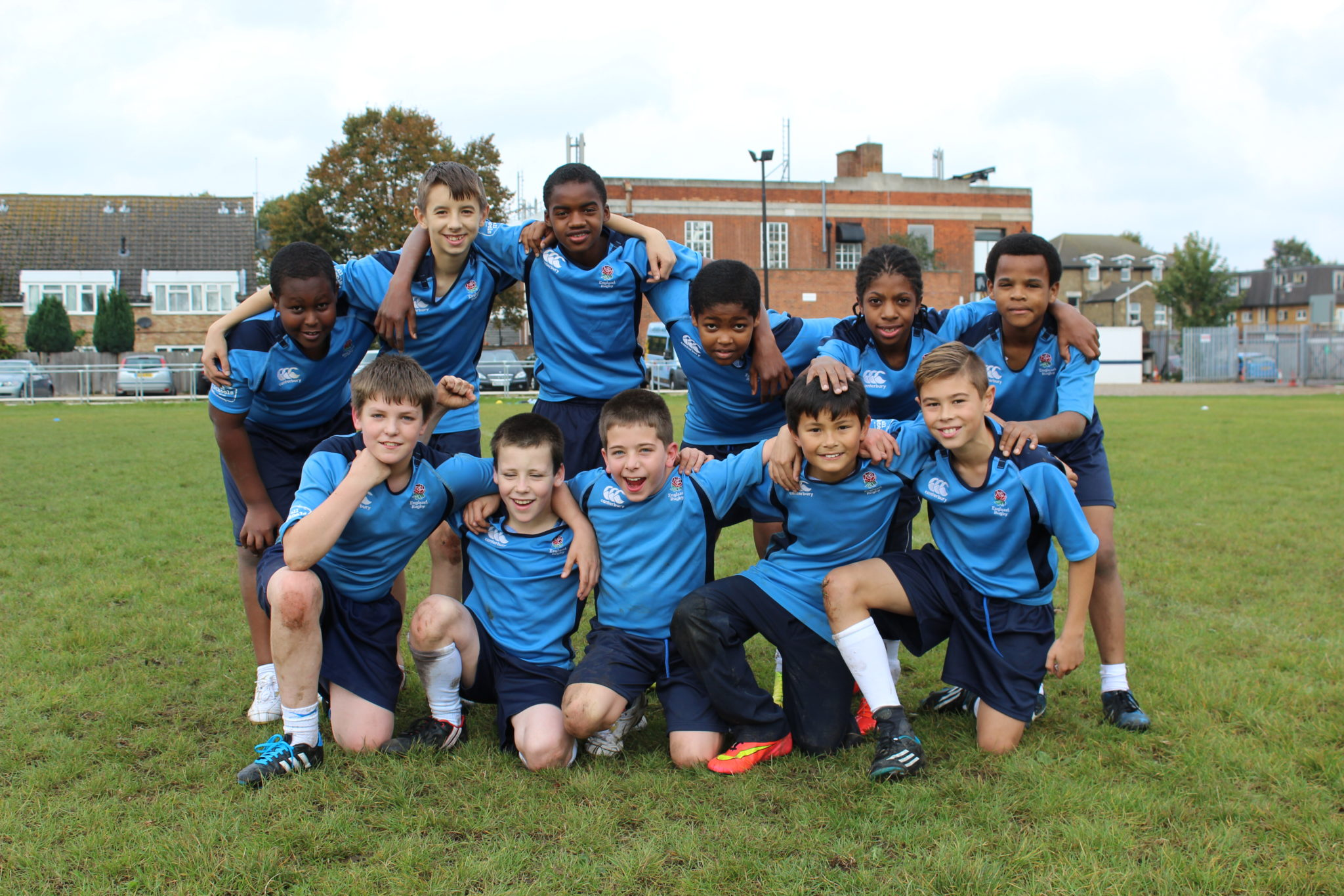 Quest Academy School In South Croydon Rugby Festival